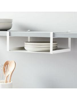 Under Shelf Kitchen Rack by West Elm