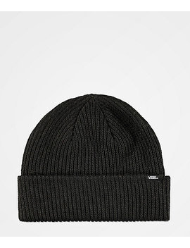 Vans Core Basic Black Beanie by Vans