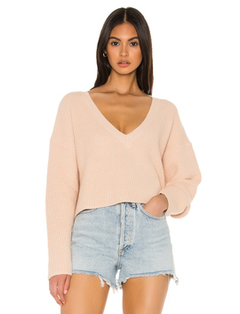 Marlene Crop Sweater by Superdown