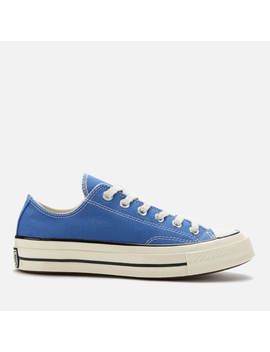 Converse Chuck Taylor All Star '70 Ox Trainers   Ozone Blue/Egret/Black by Converse