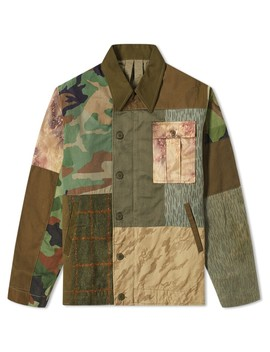 Maharishi Military Upcycled Jacket by Maharishi