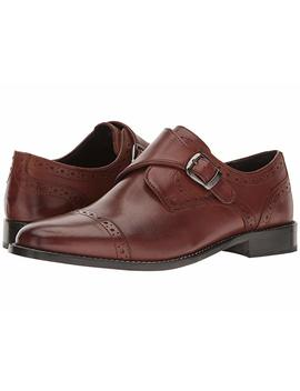 Newton Cap Toe Dress Casual Monk Strap by Nunn Bush
