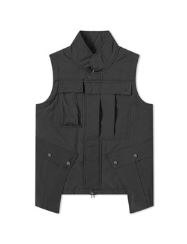 Maharishi Multi Pocket Tactical Vest by Maharashi
