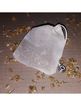 Reusable Tea Bag (With Teacup Charm) by Etsy
