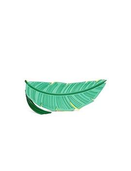 Banana Leaf Clutch by Kate Spade New York