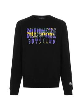 Straight Logo Sweatshirt by Billionaire Boys Club