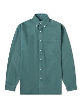 Adsum Overdyed Denim Shirt by Adsum