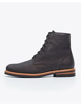 Nisolo Andres All Weather Boot   Black by Garmentory
