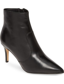 Ashlee Pointed Toe Bootie by Halogen