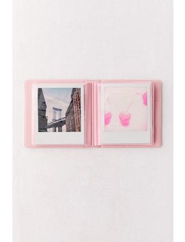 Square Instant Photo Album by Urban Outfitters