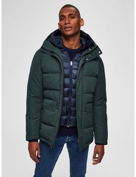 Padded   Jacket by Selected
