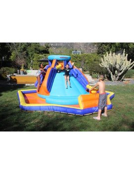 Sportspower Outdoor Battle Ridge Inflatable Water Slide by Sportspower