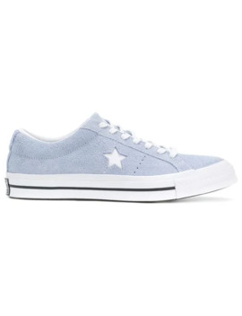Star Patched Sneakers by Converse