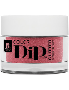 Color Dip Red Nail Powder by Red Carpet Manicure