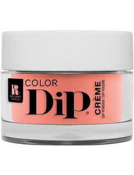 Color Dip Coral Nail Powder by Red Carpet Manicure
