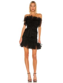 Strapless Dress by Brognano