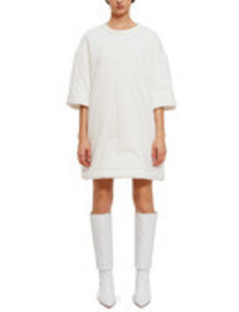 Capsule Puffy Tee Dress by Mm6 Maison Margiela