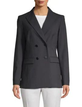Renee Stretch Wool Jacket by Lafayette 148 New York