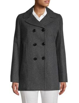 Wool Peacoat by A.P.C.
