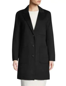 Allegra Wool Blend Coat by Rebecca Minkoff