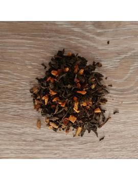 Krampus, Loose Leaf Black Tea, Lapsang Souchong, Chai Tea, Christmas Tea, Christmas Gift, Yuletide Season, Stocking Stuffer Tea, Winter Tea by Etsy
