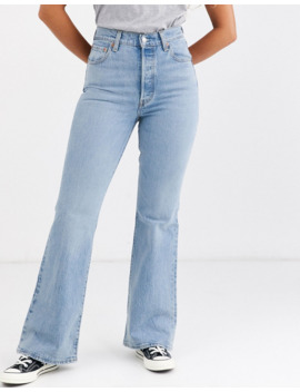 Levi's Ribcage High Waisted Flares by Levi's