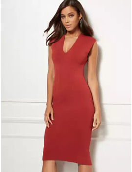 lucienne-shaping-dress---eva-mendes-collection by new-york-&-company