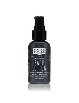 Charcoal & Licorice Moisture Defend Face Lotion    $ 15.00 by Scotch Porter