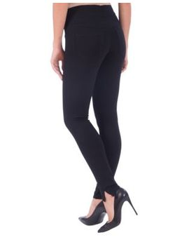 Anna Pull On Leggings by Lola Jeans