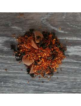 Hygge, Loose Leaf Black Tea, Loose Leaf Rooibos Tea, Chocolate Almond Tea, Christmas Tea, Christmas Gift, Stocking Stuffer Tea, Winter Tea by Etsy
