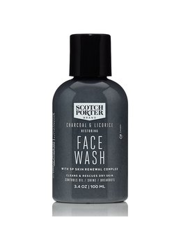 Charcoal & Licorice Restoring Face Wash    $ 18.00 by Scotch Porter