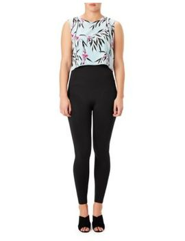 Look At Me Now High Waisted Seamless Leggings by Spanx