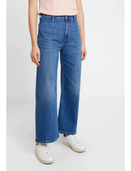 Wide Leg Ankle   Flared Jeans by Calvin Klein Jeans