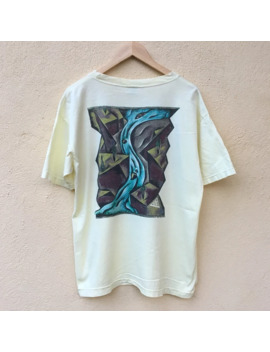 Vintage 90's Nike Acg T Shirt by Vintage  ×  Nike Acg  ×