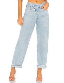 Criss Cross Upsized Jean In Suburbia by Agolde