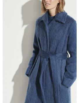 Belted Slim Coat by Vince