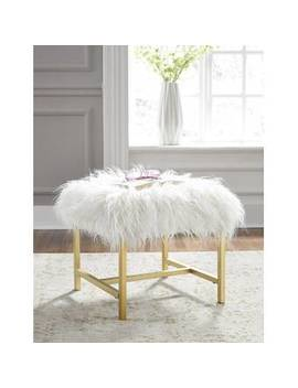 Kennell Accent Stool by Mercer41