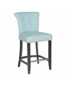 Safavieh Addo Ring Counter Stool In Grey by Bed Bath And Beyond
