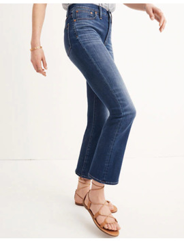 Cali Demi Boot Jeans In Danny Wash: Tencel™ Denim Edition by Madewell