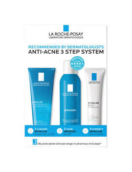 La Roche Posay Anti Acne 3 Step System by La Roche Posay