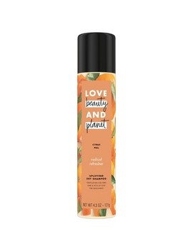 Love Beauty & Planet Citrus Peel Radical Refresher Uplifting Dry Shampoo   4.3oz by Shop This Collection