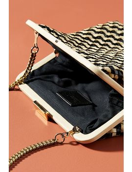 Clare V. Woven Flore Clutch by Clare V.