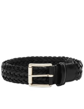 Anderson's Woven Leather Belt by Anderson's