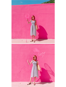 Ways To Happiness Dress by Chuu