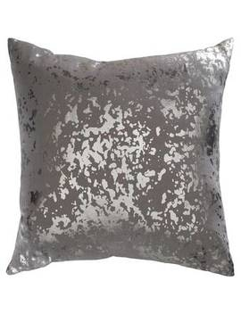 Ruffin Modern Cotton Throw Pillow by Mercer41