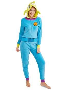 Disney Toy Story Women's And Women's Plus Alien Union Suit by Disney