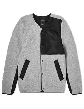 Wings + Horns Reversible Fleece Liner Jacket by Wings + Horns