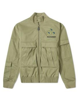 Maharishi G 8 Pax Psychotria Embroidered Jacket by Maharishi