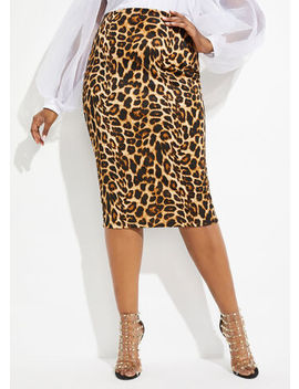 The Gia Skirt by Ashley Stewart