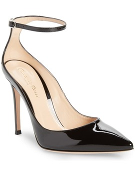 Ankle Strap Pump by Gianvito Rossi